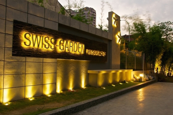 Swiss Garden Residences in Pudu