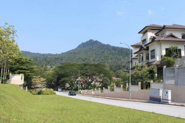 Bukit Melawati's cover picture