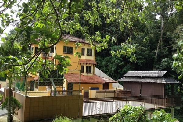 Taman Melawati in Melawati