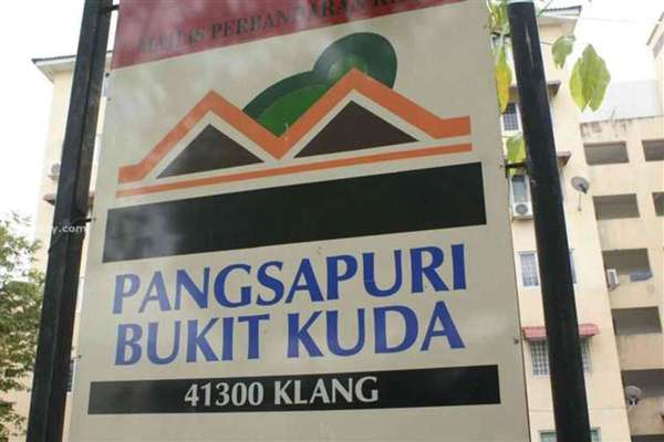 Bukit Kuda Apartment's cover picture