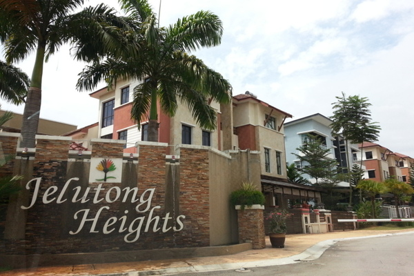 Jelutong Heights in Bukit Jelutong