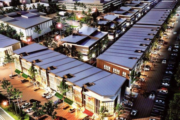 Bestari Business Park's cover picture