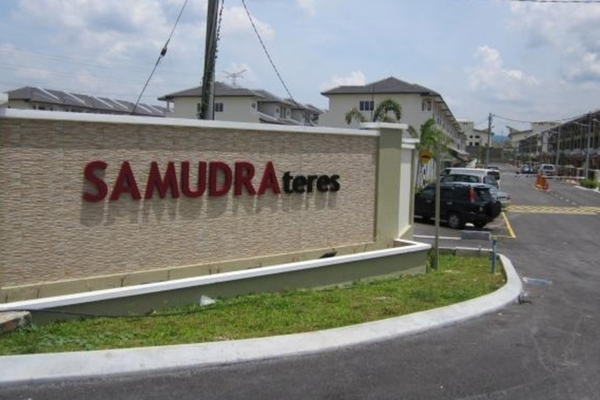 Samudra Teres's cover picture