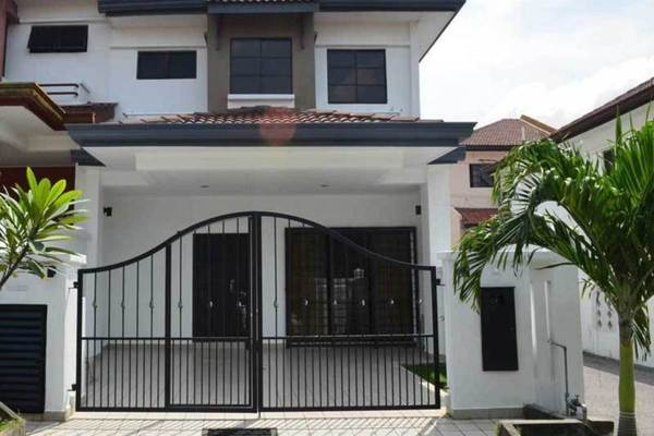 D'Sereniti in Bandar Damai Perdana