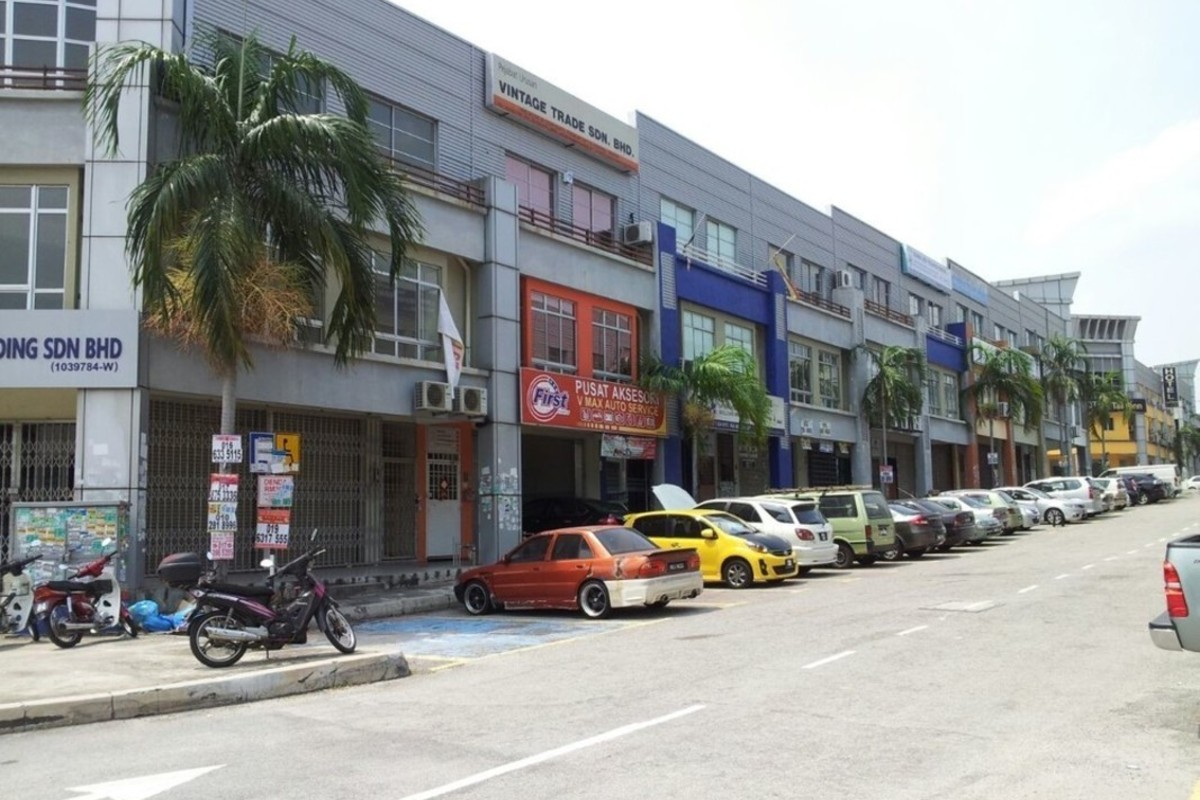 Bayu Tinggi Commercial Centre Photo Gallery 4