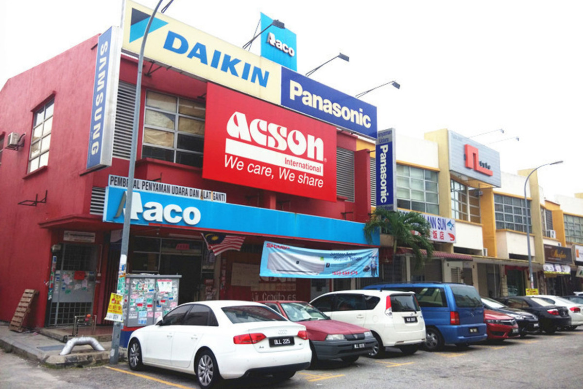 Bayu Tinggi Commercial Centre Photo Gallery 6