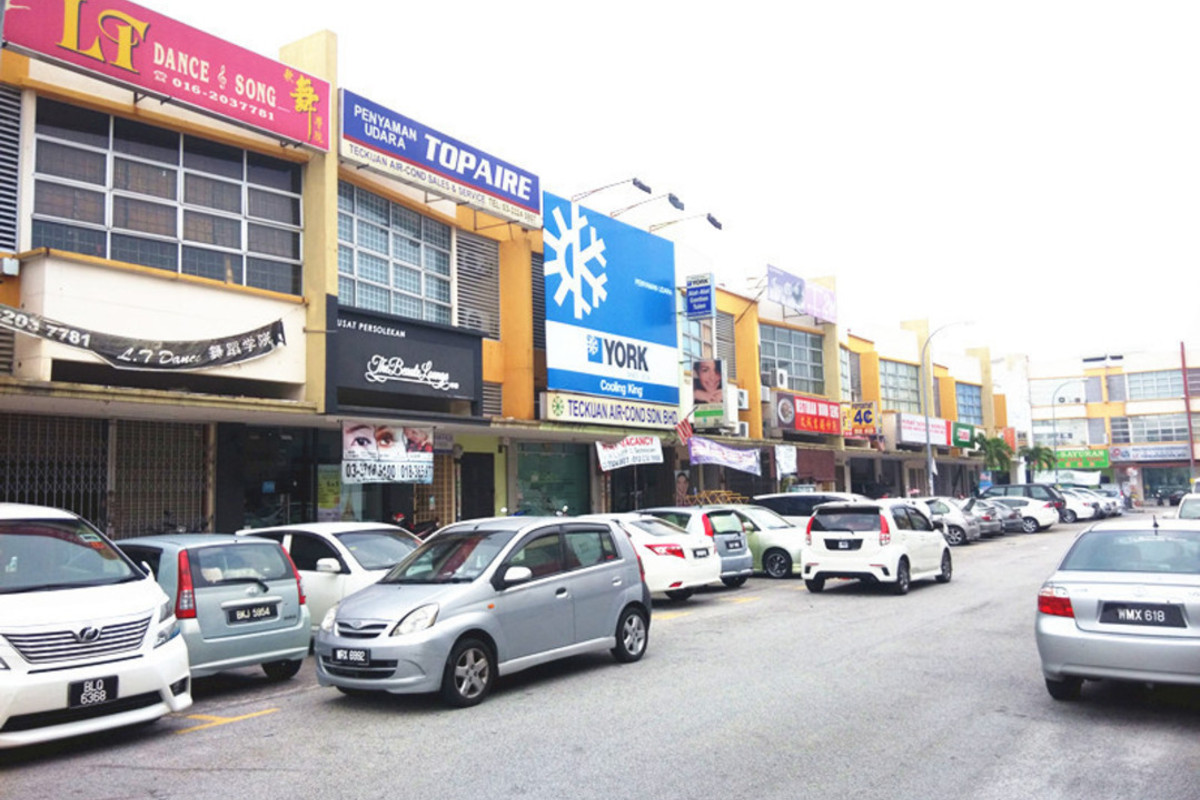 Bayu Tinggi Commercial Centre Photo Gallery 3