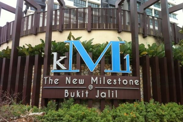 KM1's cover picture