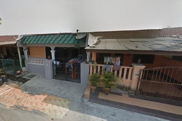 Taman Dengkil Jaya in Dengkil