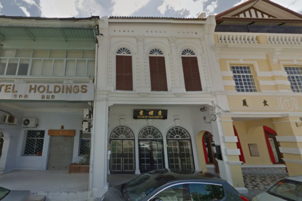 Penang Street's cover picture