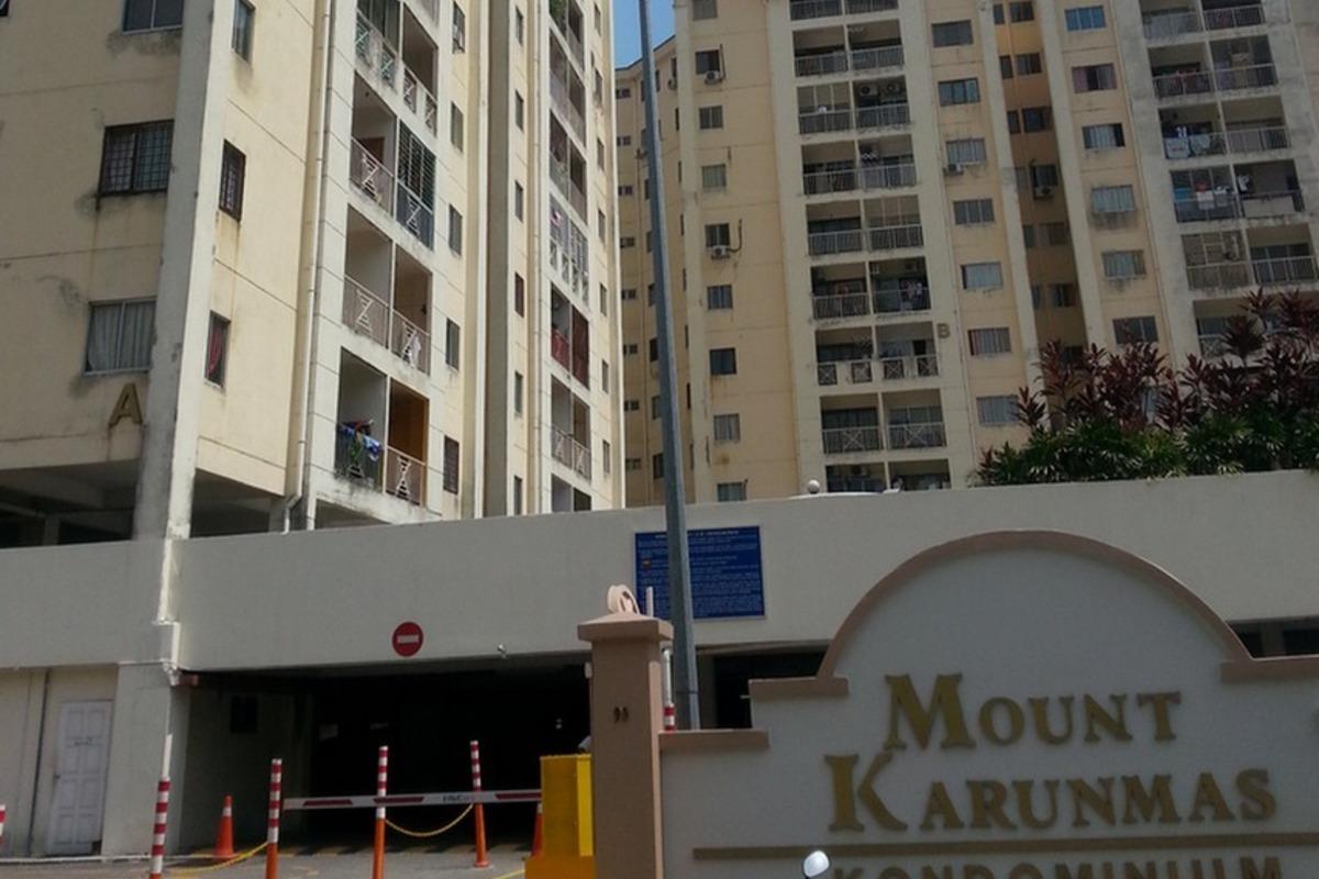 Mount Karunmas Photo Gallery 1