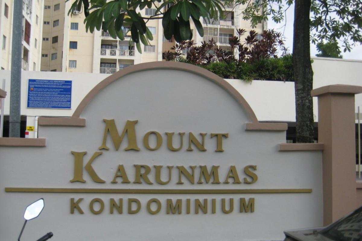 Mount Karunmas Photo Gallery 4