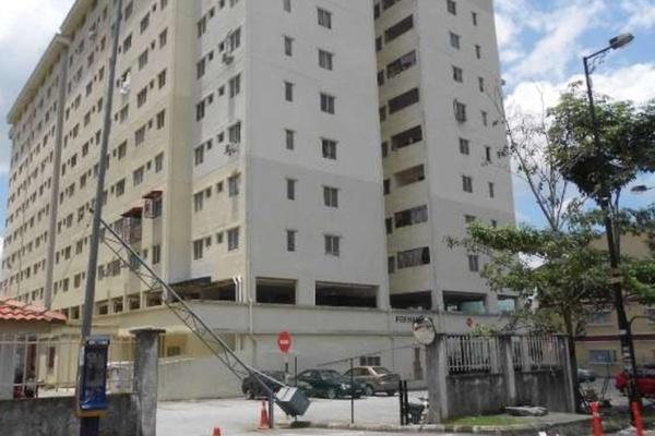 Permai Seri Apartment's cover picture