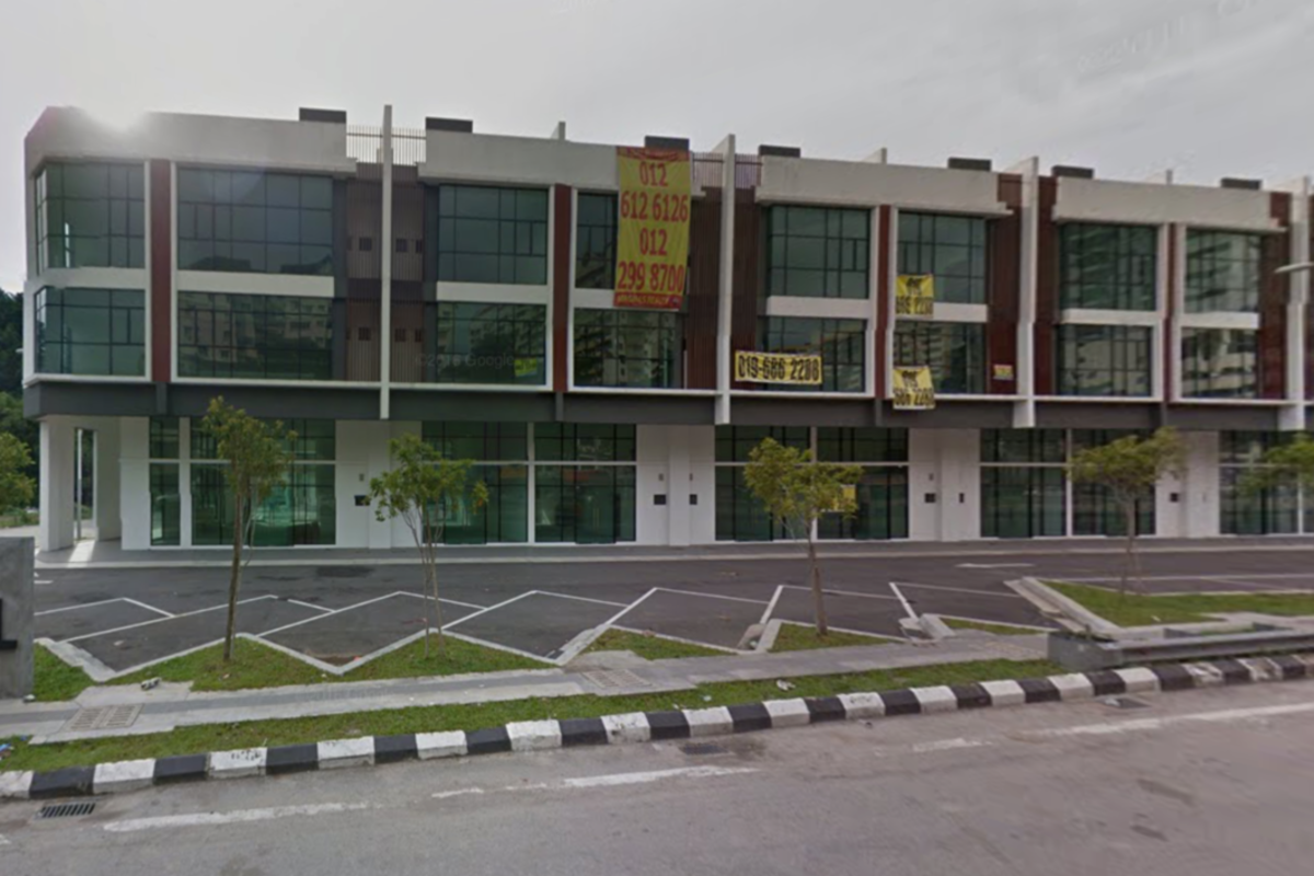 Pusat Komersial Sinar Sentul Photo Gallery 1