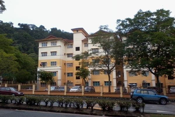 Taman Bukit Indah's cover picture