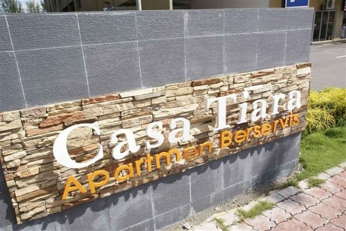 New development in Casa Tiara, Subang Jaya