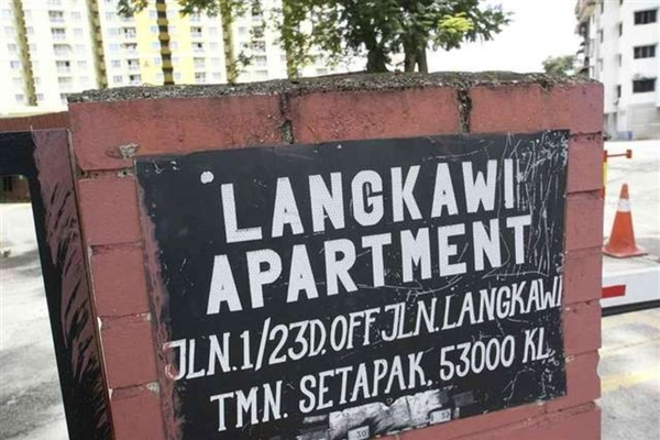 Langkawi Apartment's cover picture
