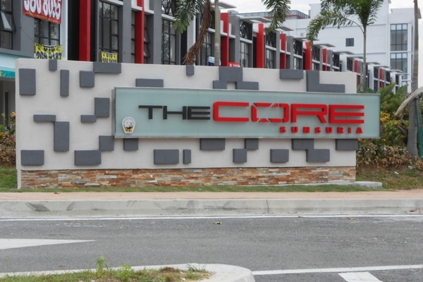 The Core's cover picture