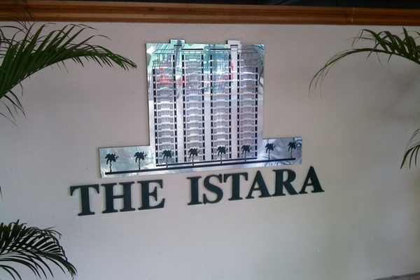 The Istara's cover picture