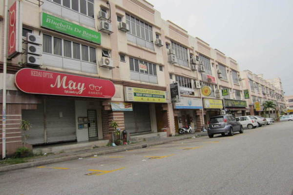 SunwayMas Commercial Centre in Kelana Jaya