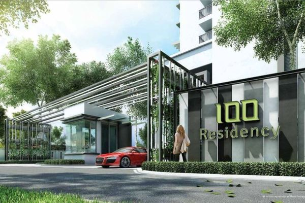 100 Residency's cover picture
