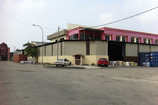 Pandamaran Industrial Estate's cover picture