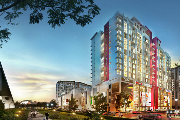 G Residences @ Pacific Place's cover picture