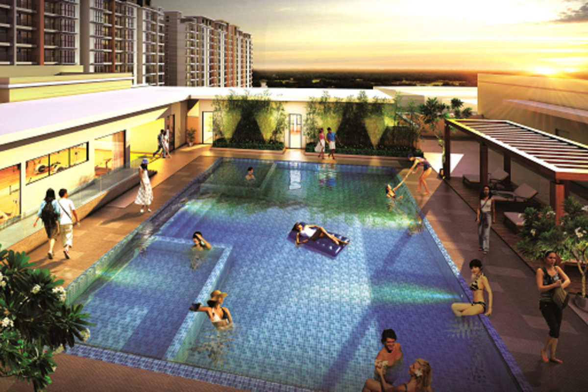 G Residences @ Pacific Place Photo Gallery 3