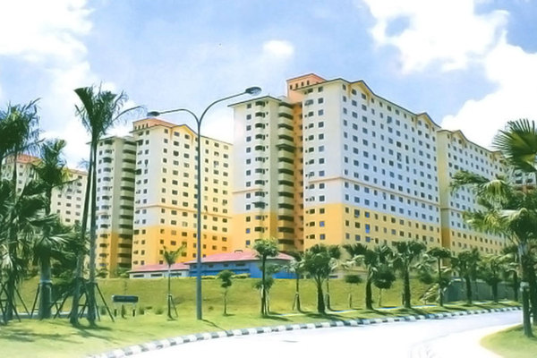 Sri Rakyat Apartment's cover picture