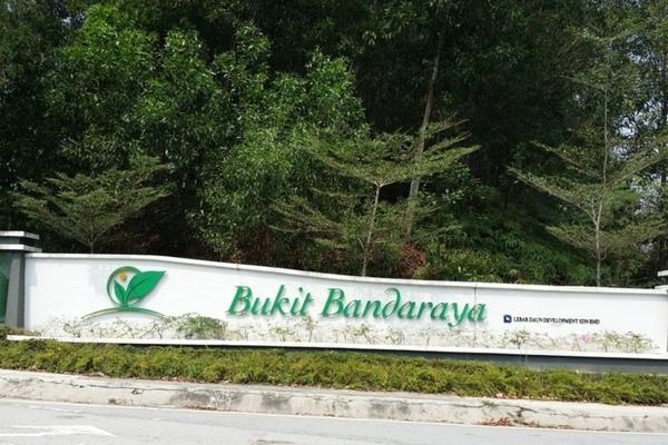 Bukit Bandaraya's cover picture