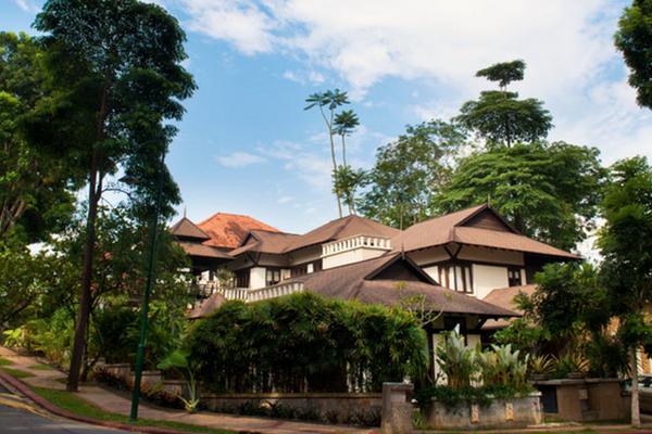 Bukit Gita Bayu in Seri Kembangan