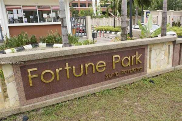 Fortune Park's cover picture
