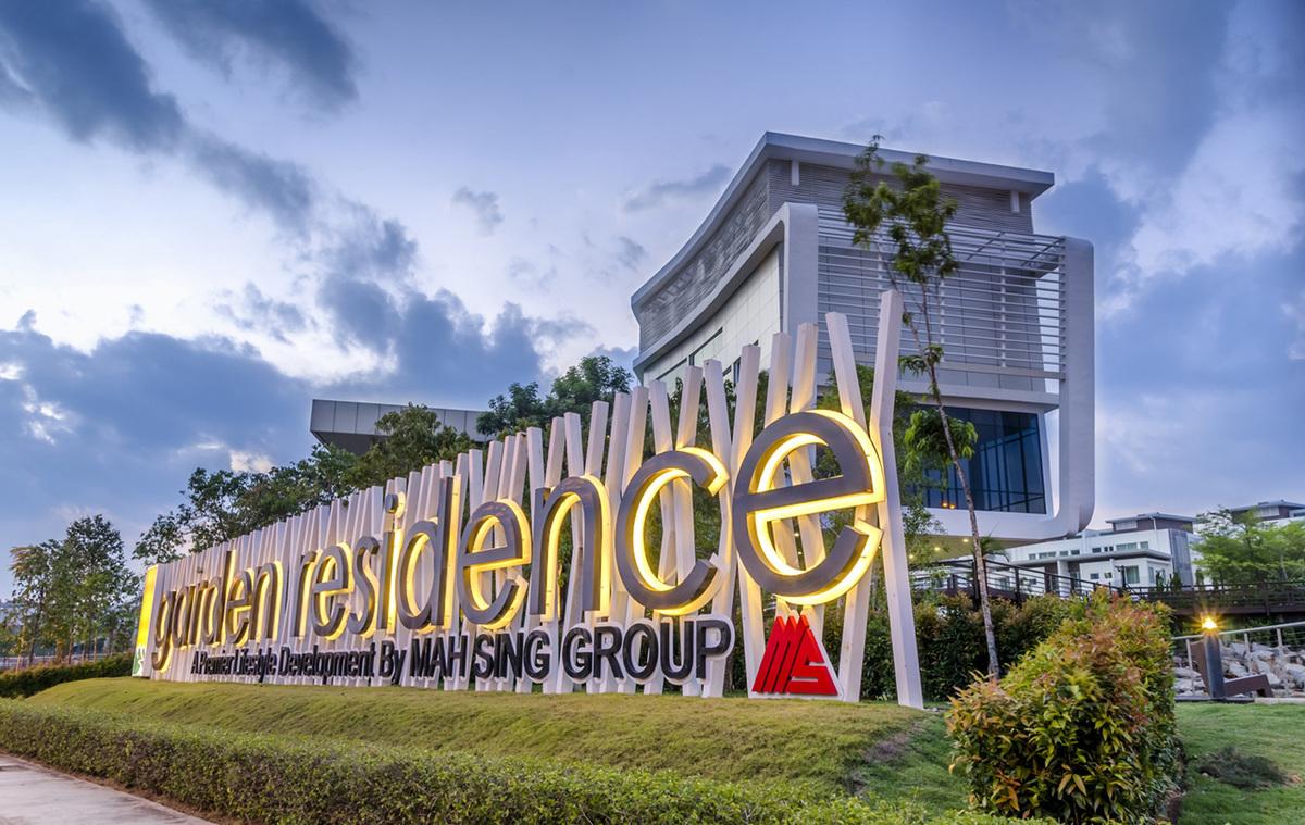 New development in Garden Residence, Cyberjaya
