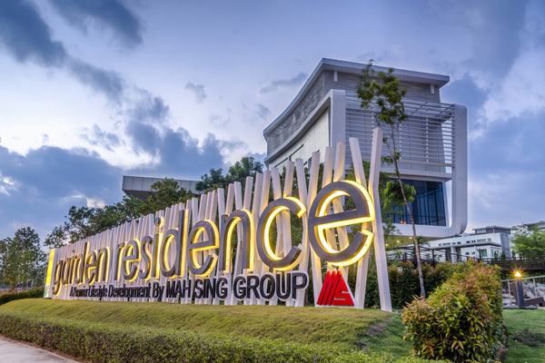 New development in Garden Residence, Cyberjaya