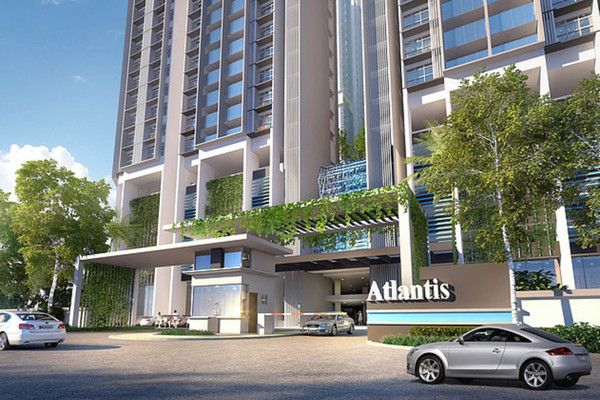 The Atlantis Residences in Melaka