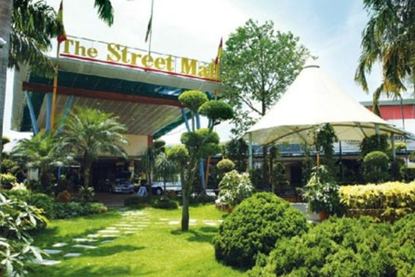 The Street Mall's cover picture