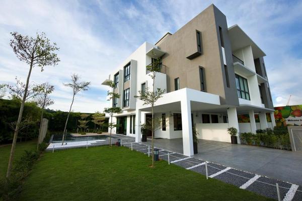 Primer Garden Town Villas in Cahaya SPK
