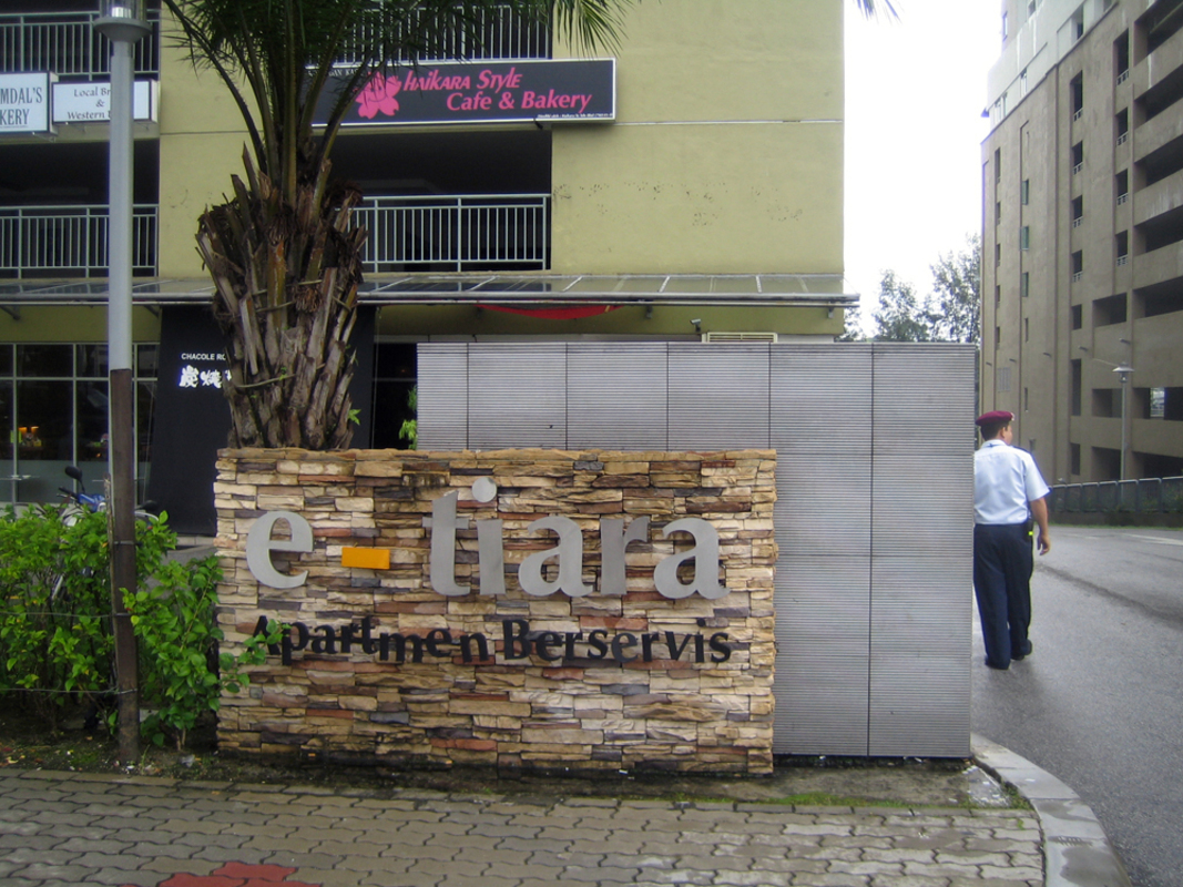 New development in e-Tiara, Subang Jaya