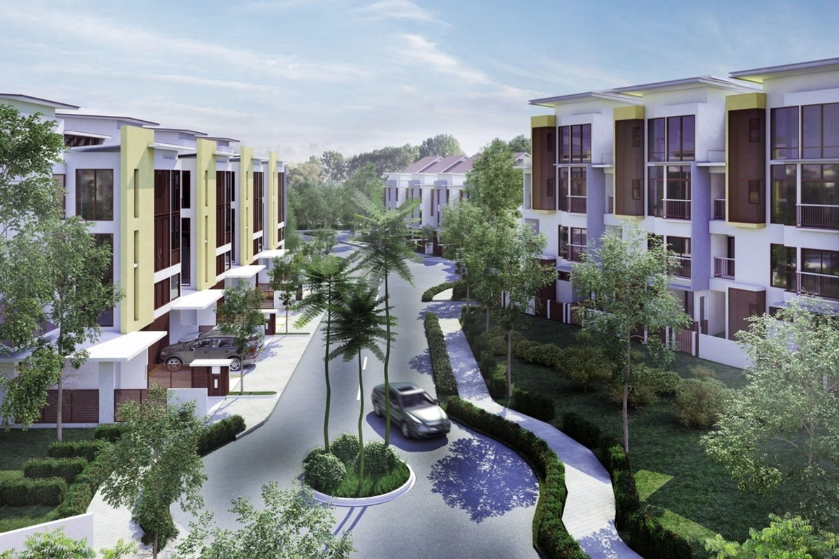 Cempaka Seri Town Villas Photo Gallery 0