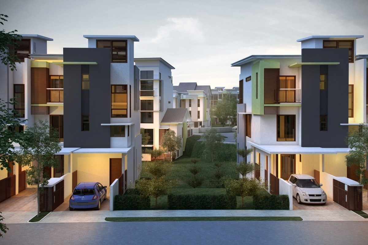 Cempaka Seri Town Villas Photo Gallery 1