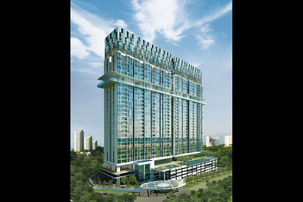 Paragon Residences @ Straits View Photo Gallery 1
