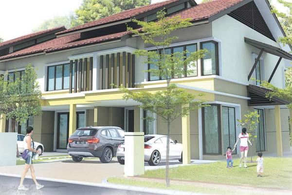 Laman Bakawali Terrace Series 2's cover picture