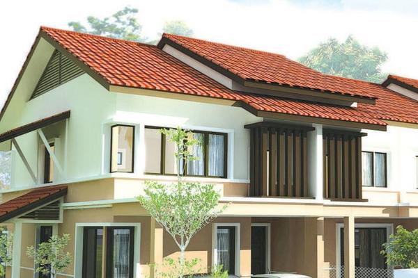 Laman Bakawali Terrace Series 1's cover picture