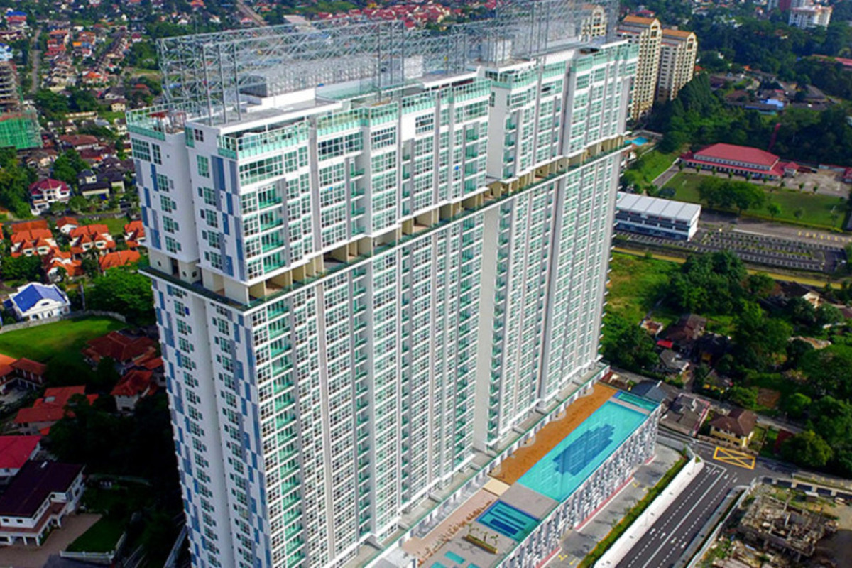 Paragon Residences @ Straits View Photo Gallery 2
