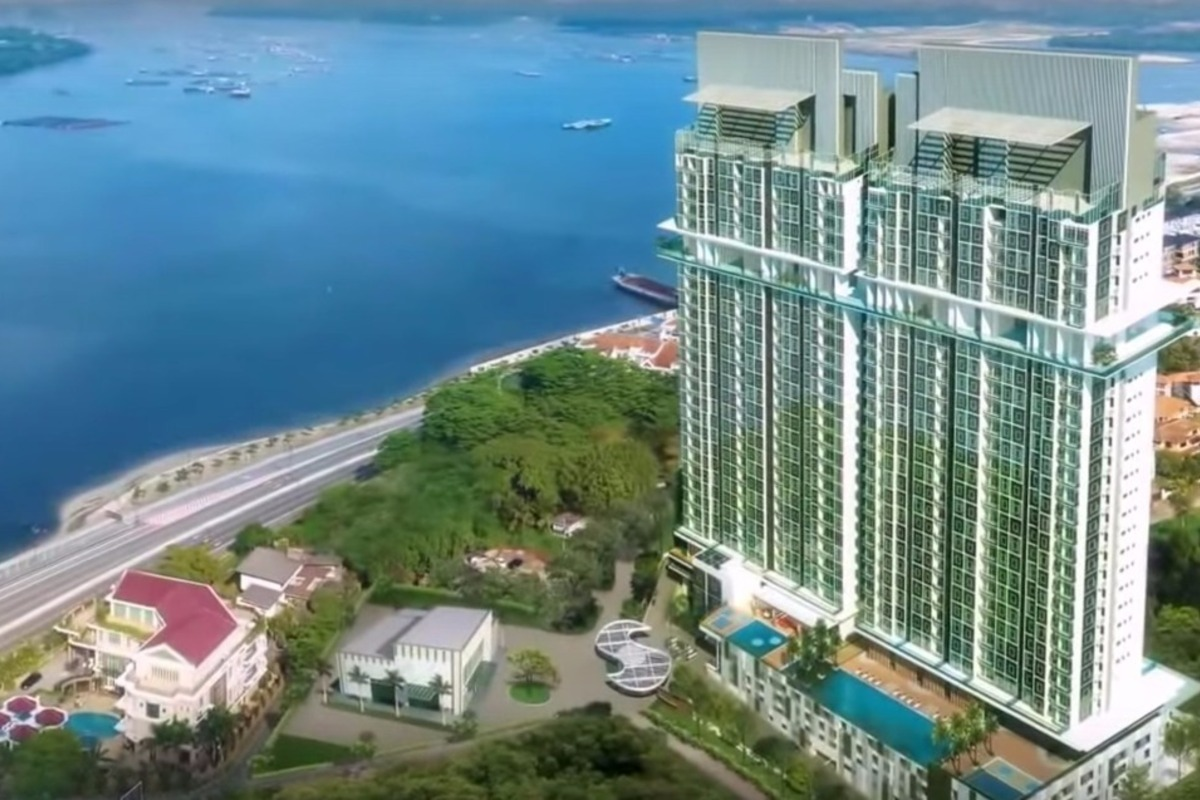 Paragon Residences @ Straits View Photo Gallery 0