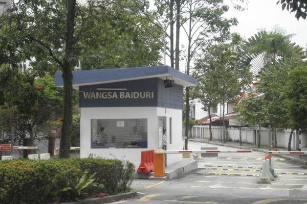Wangsa Baiduri's cover picture