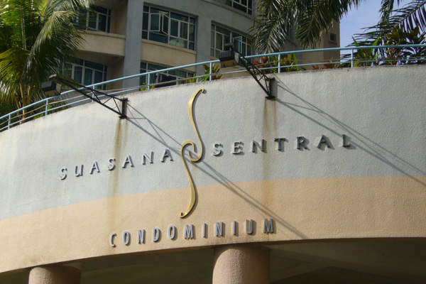 Suasana Sentral Condominium in KL Sentral