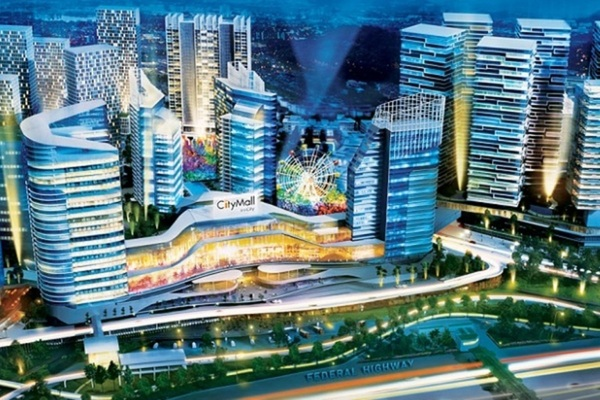 i-City in Shah Alam