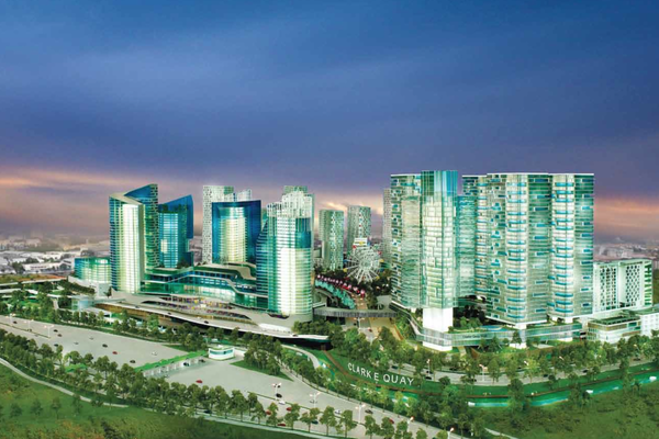i-Residence @ i-City's cover picture