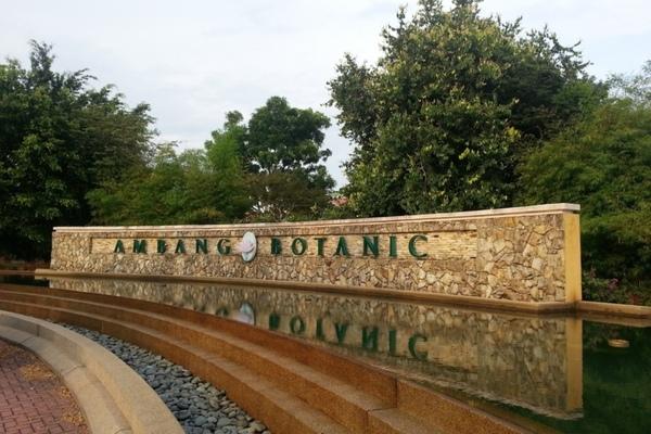 Ambang Botanic 1's cover picture